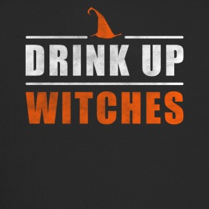 Halloween Drink up Witches outfit - Trucker Cap