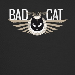 Badcat mauvais chat chat tattoostyle sombre - Trucker Cap