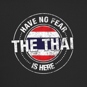 Avez-No Fear The Thai Is Here - Trucker Cap