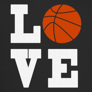 LOVE Basketball - Trucker Cap