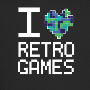 Retro Game Love - Trucker Cap