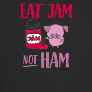 Eat Jam Not Ham - Trucker Cap