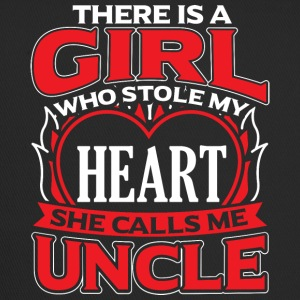 UNCLE - THERE IS A GIRL WHO STOLE MY HEART - Trucker Cap