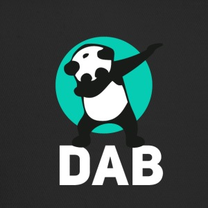 dab panda touchdown Football krass Music LOL funny - Trucker Cap