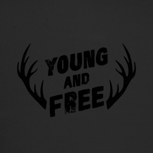 Young and Free - Trucker Cap
