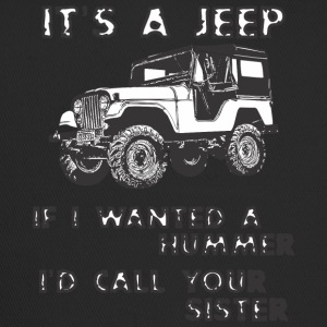 IT IS JEEP - Trucker Cap