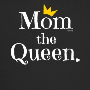 Mom the Queen Tshirt, Gift for Mom on Mother's Day - Trucker Cap