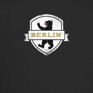 Berlin bear capital travel souvenir wall trip lo - Trucker Cap