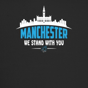 MANCHESTER WE STAND WITH YOU - Trucker Cap