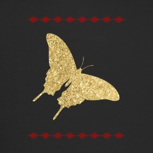 Golden Butterfly - Trucker Cap