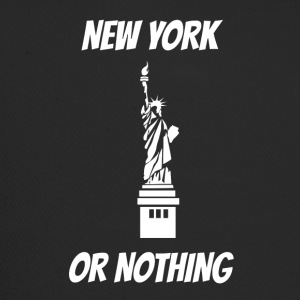 New York or nothing at all - Trucker Cap