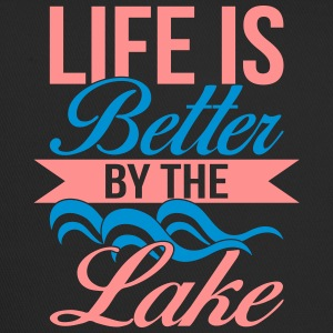 Life is better by the lake - Trucker Cap