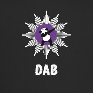 Dab coat of arms panda dabbing touchdown emblem Party - Trucker Cap
