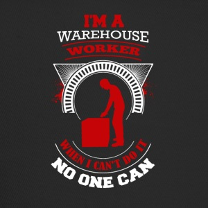 WarehouseWorker Design - Trucker Cap