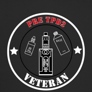 Fumante vétéran TPD2 VAPE ON - Trucker Cap