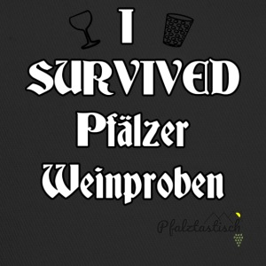 I survived Pfaelzer Weinproben - Trucker Cap