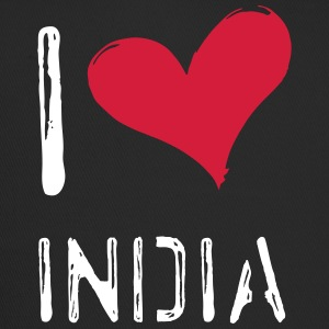 I love India - Trucker Cap