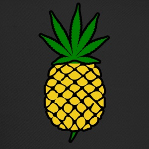 Ananas Express Weed Leaf Design - Trucker Cap