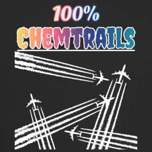 100 Chemtrails - Not Contrails - Trucker Cap