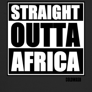 Straight Outta AFRICA - Trucker Cap