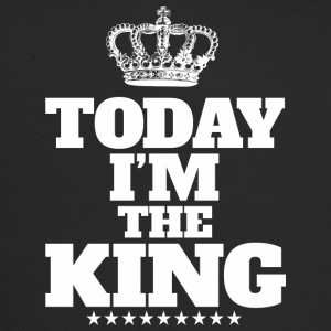 today i'm the king - Trucker Cap