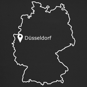 place to be: Düsseldorf - Trucker Cap