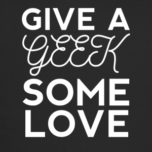 Geek: Give a geek some Love - Trucker Cap