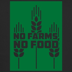 Farmer / Farmer / Farmer: No Farms, No Food - Trucker Cap