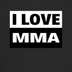 I love MMA, UFC, cage fighting and combat sports - Trucker Cap