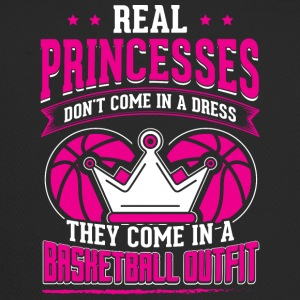 REAL PRINCESSES basket - Trucker Cap