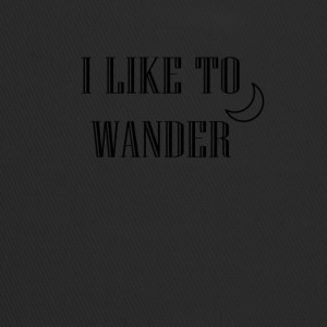 I like to wander - Trucker Cap