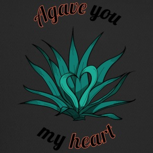 agave you my heart - Trucker Cap