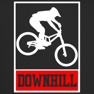 Downhill - Freerider - Biker T-shirt and hoodie - Trucker Cap
