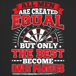 DARTS - ALL MEN ARE CREATED EQUAL - DART PLAYERS - Trucker Cap