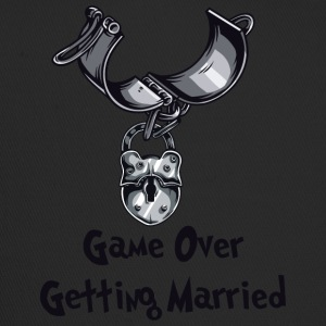 Game Over Getting Married - Trucker Cap