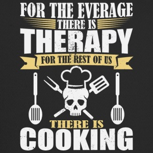 Awesome cooking therapy - Cook - Trucker Cap
