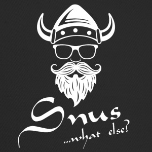 Snus - What else? - Trucker Cap