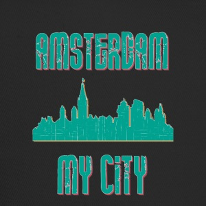 aMSTERDAM MY CITY - Trucker Cap