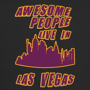 Las vegas Awesome people live in - Trucker Cap