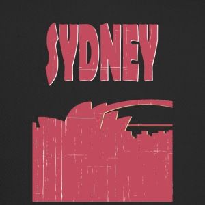 SYDNEY City - Trucker Cap