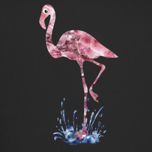 flamingo rosa kristaller Press - Trucker Cap