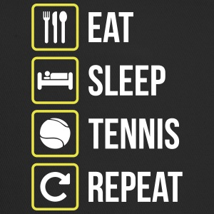 Eat Sleep Tennis Repeat - Trucker Cap