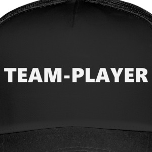 Team player 3 (2172) - Trucker Cap