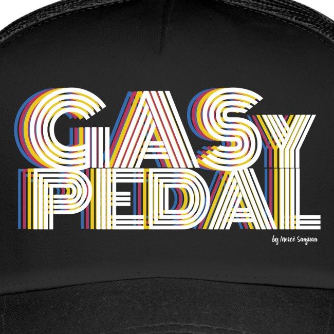 GAS Y PEDAL