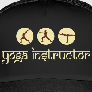 Yoga Instructor - Trucker Cap