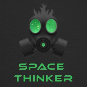 Space Thinker - Trucker Cap