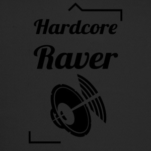 Hard Core Raver - Trucker Cap