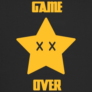 Game Over - Mario Star - Trucker Cap