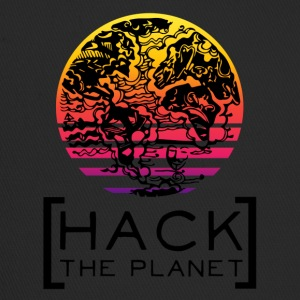 Hack planety motto T-Shirt - Trucker Cap