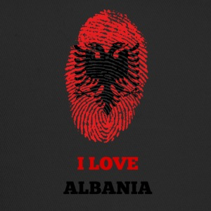 ALBANIEN FINGERABDRUCK T-SHIRT - Trucker Cap
